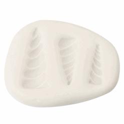 Unicorn silicone bakvormpje hoorn voor het maken van een eenhoorn taart
