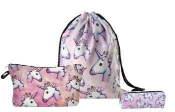 Emoji unicorn spullen, tassen, etuis