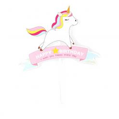 Unicorn Wish you happy every day