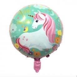 Eenhoorn folie ballon groot