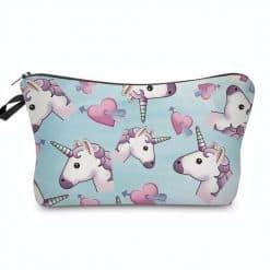 Unicorn make up tasje eenhoorns en harten
