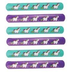 Unicorn klaparmbanden 6x