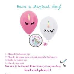 Have a Magical day pakketje